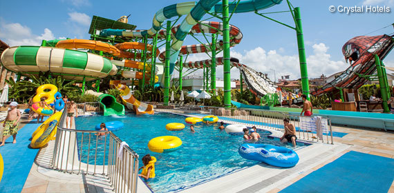Crystal Waterworld Resort & Spa erleben